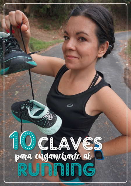 "Portada del eBook ""10 claves para engancharte al running"""