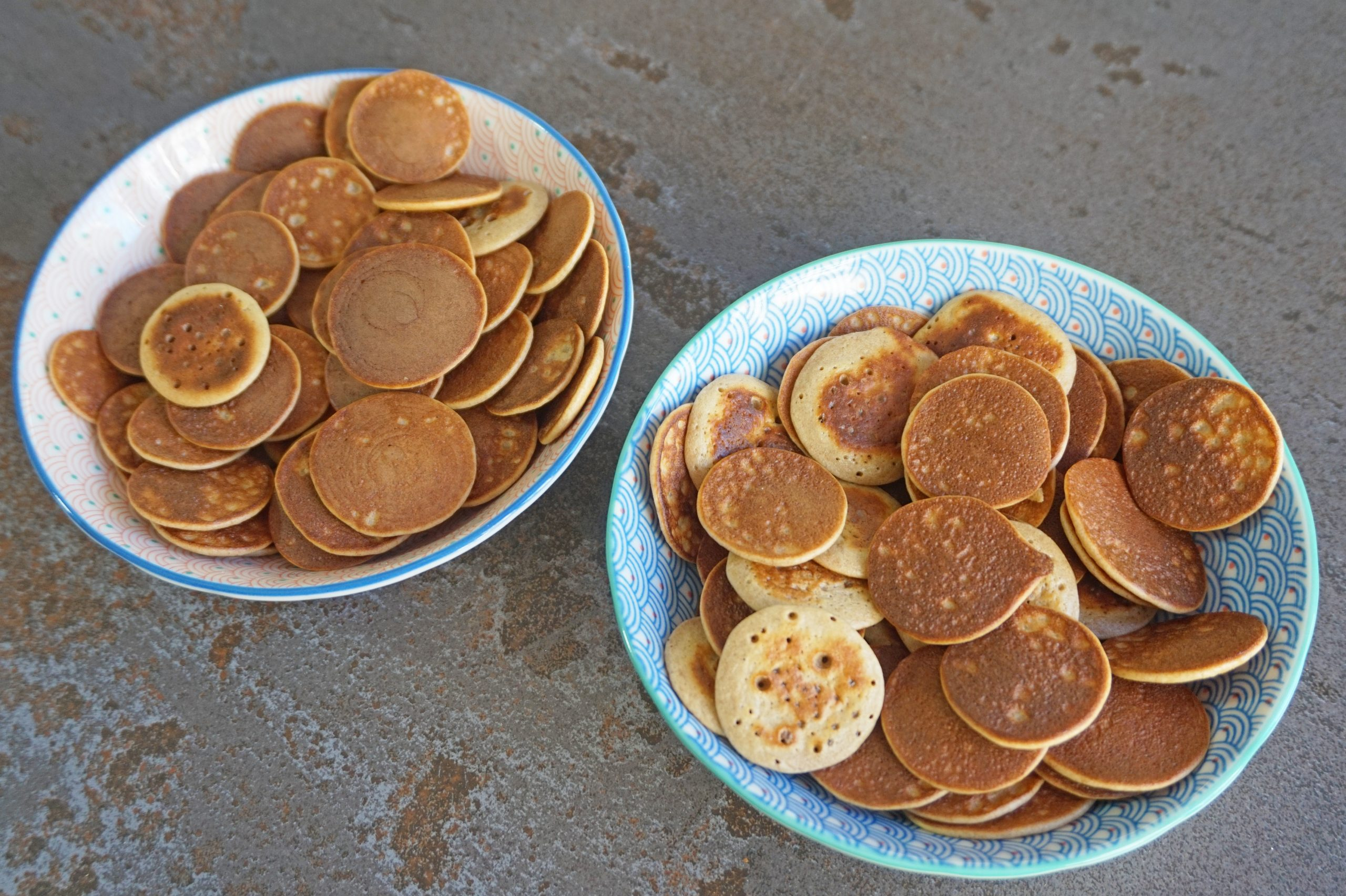 mini pancakes cereal