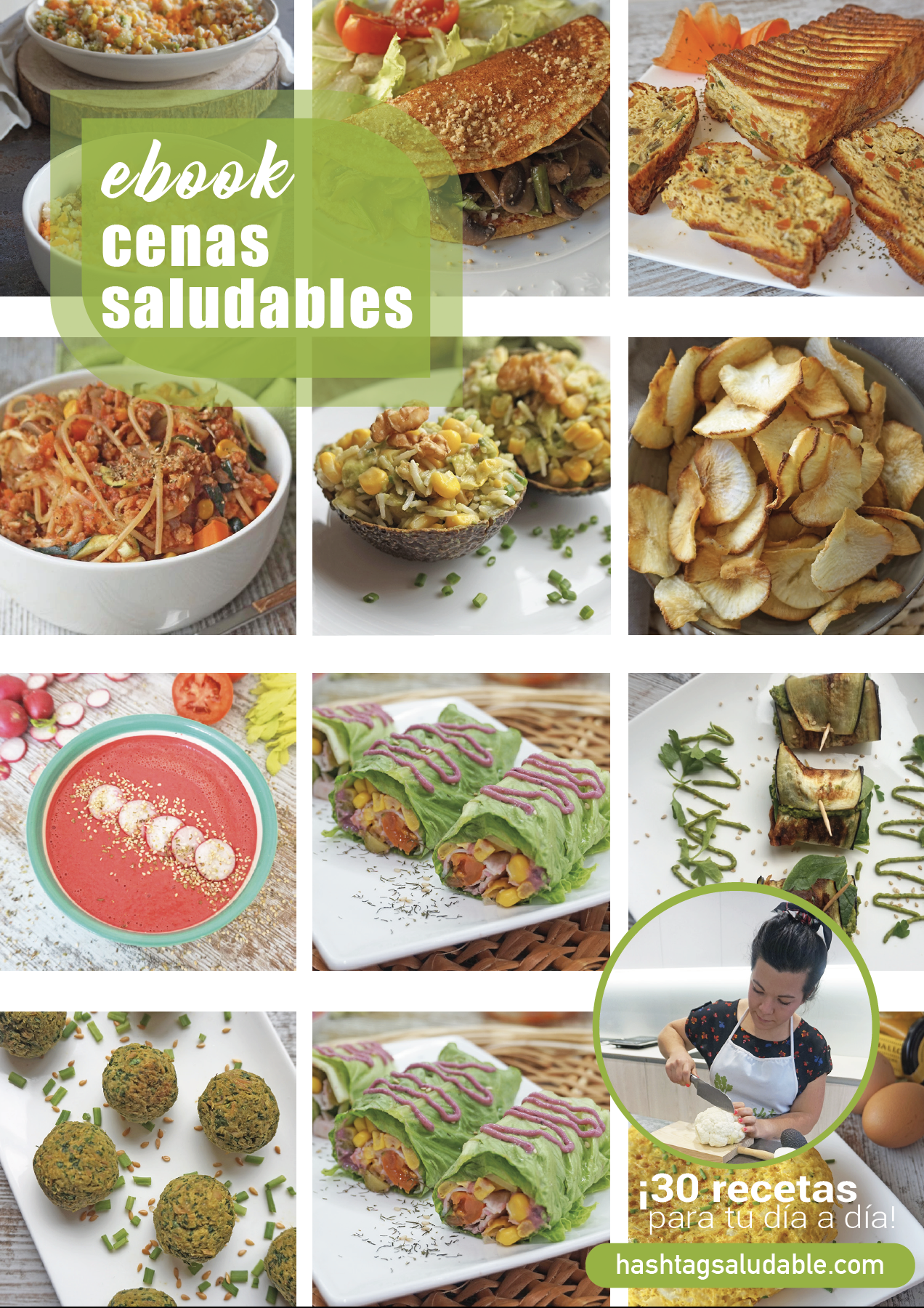 ebook cenas saludables
